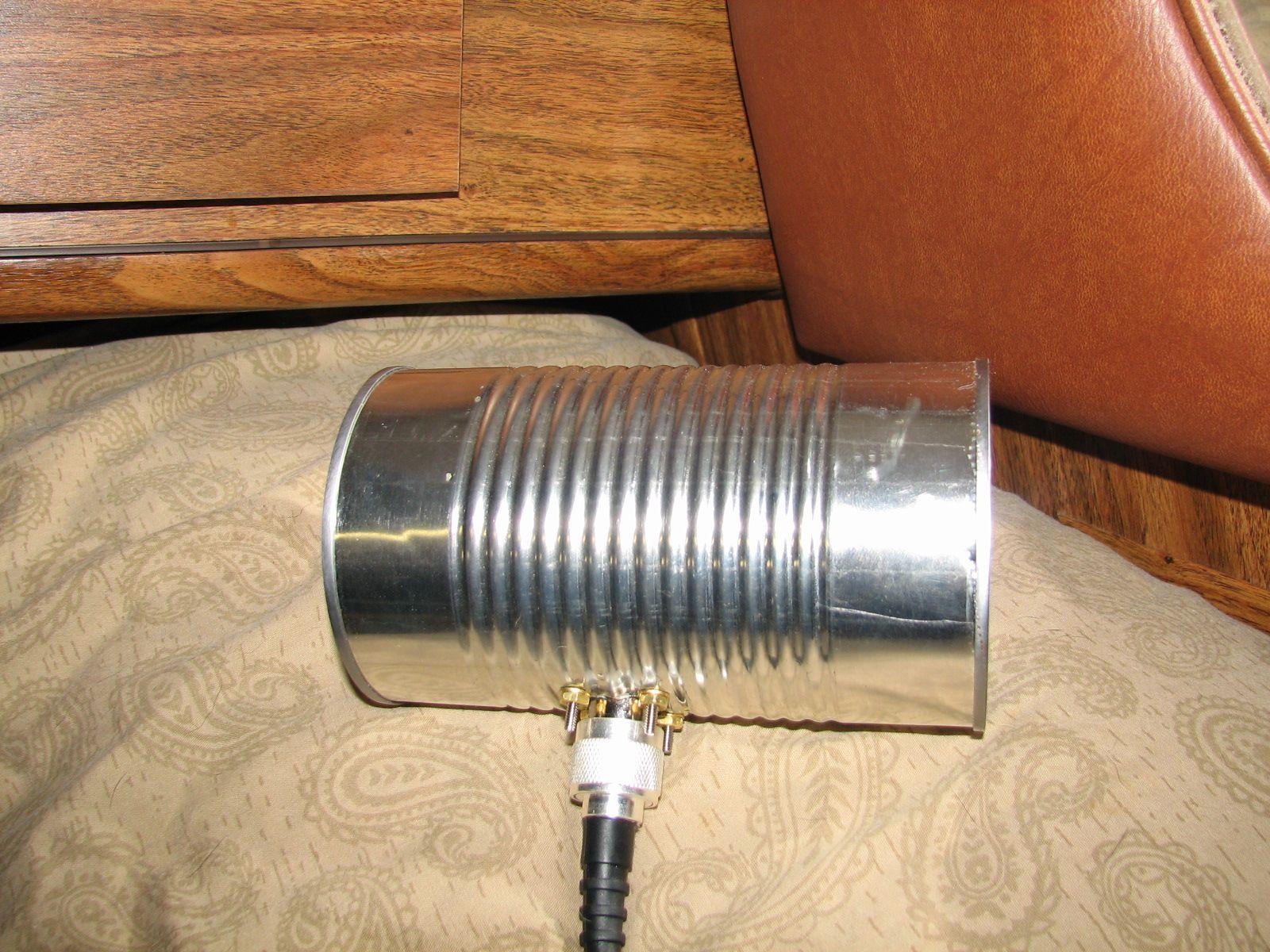 How to Make a Cantenna - Homemade Wi-Fi Antenna | Diy tv ...