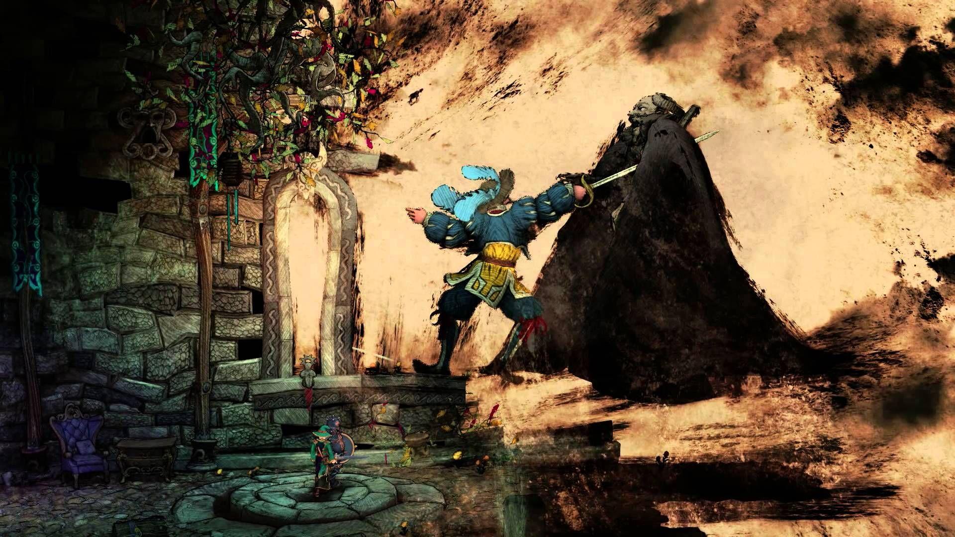 Trine 3 The Artifacts of Power Gameplay Trailer 2 Játékok