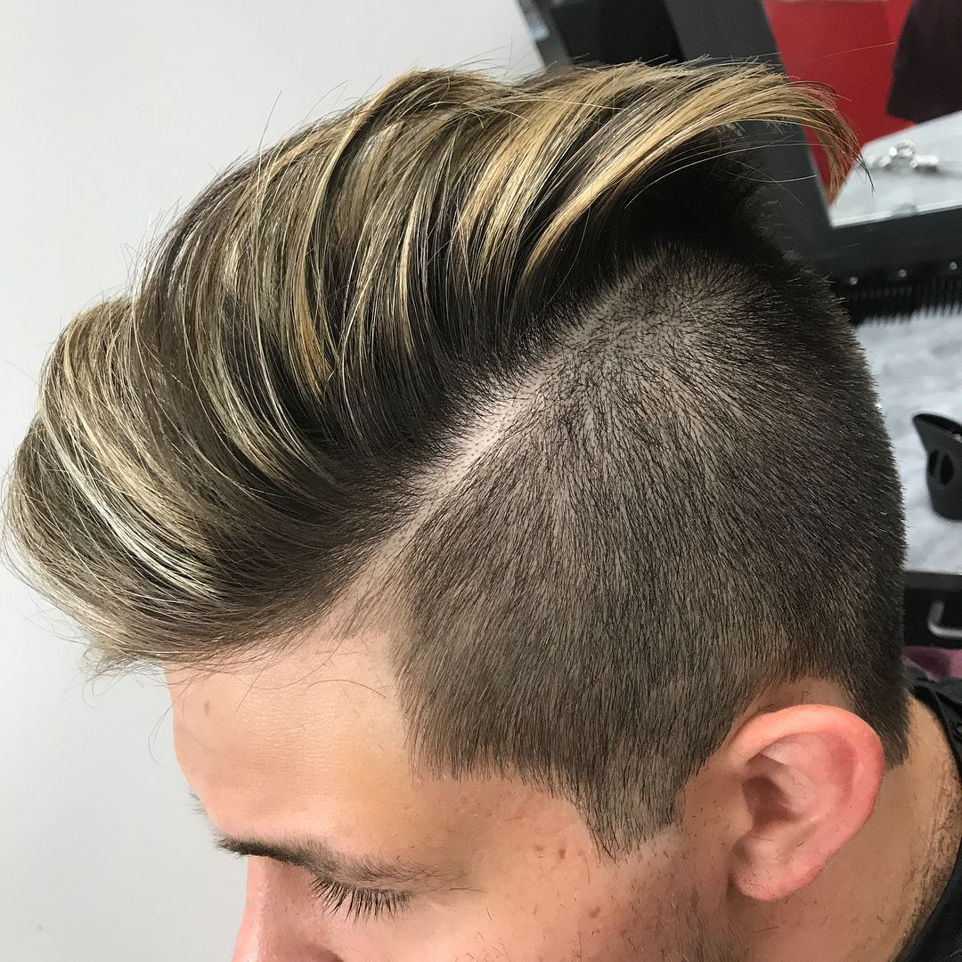 Pin By Cosmetology Tips On Cosmetology Men Hair Color