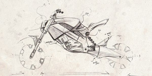 Derbi Urban Jungle Concept on Industrial Design Served