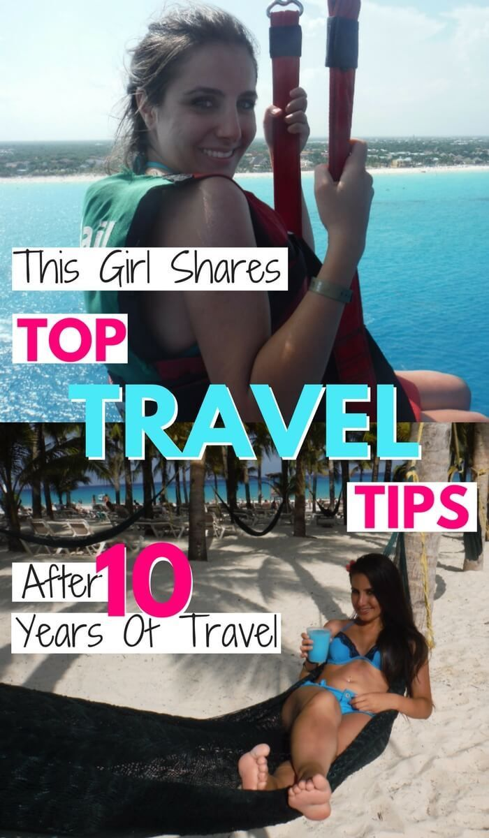 Taking your first trip abroad & looking for more international travel tips & advice? Here Anna Nishanian shares her top tips after 10 years of wandering. Click through to read now...