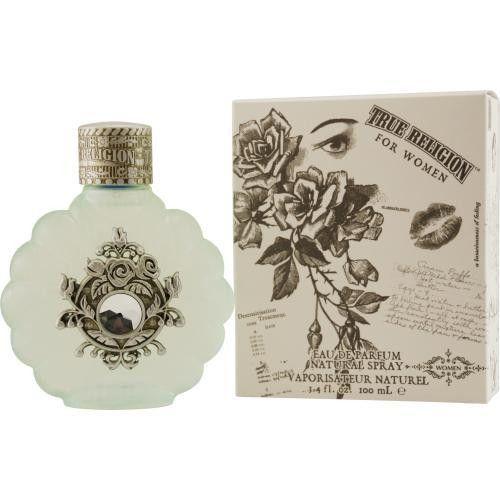 True Religion By True Religion Eau De Parfum Spray 3.4 Oz