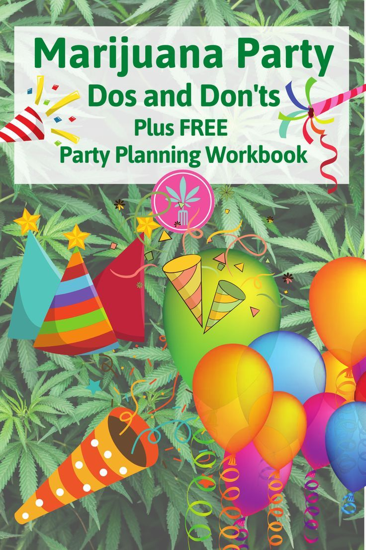 Photo of Marihuana Party Dos and Don'ts