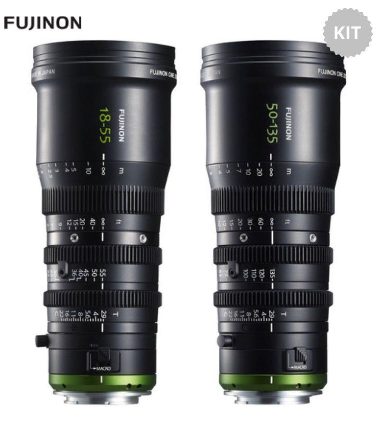 Fujinon Mkx 18 55 And Mkx 50 135 Cine Lenses In Stock The Fujinon Mkx Cine Lenses Are Now In Stock These Very Affordable Cinema Zo Lens Dslr Lenses Dslr Lens