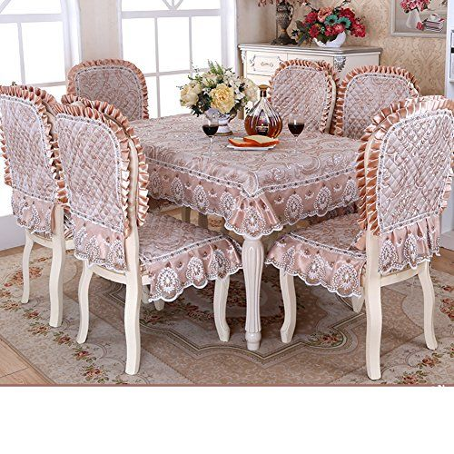 Dining Room Table Pad Covers Magnificent Europeanstyle Cotton And Linen Table Clothsfabric Table Cloth Review