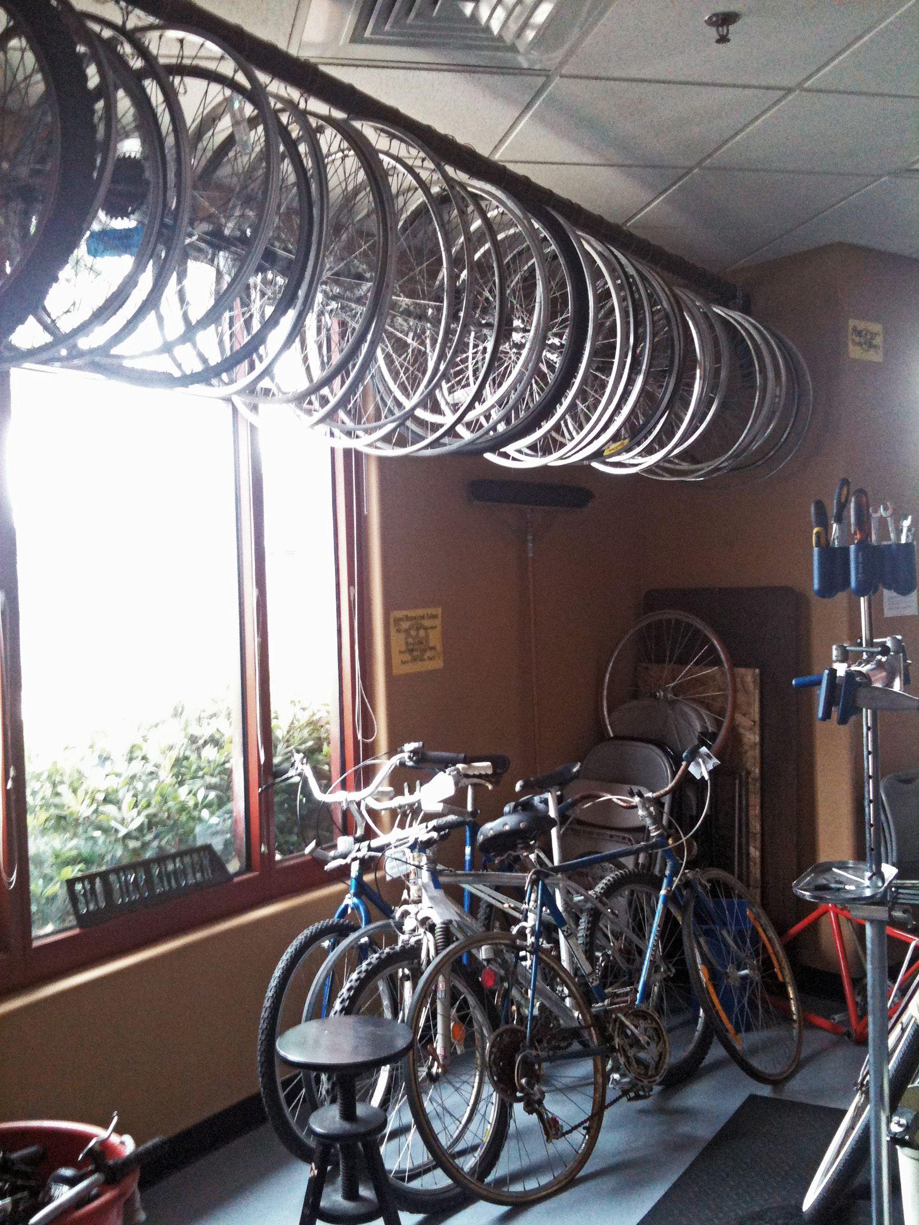 Slo Bike Kitchen Improvements Kitchen Improvements Bike Bike