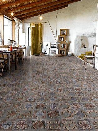 Carrelage carrelage caro used - Saint Maclou Maison Pinterest