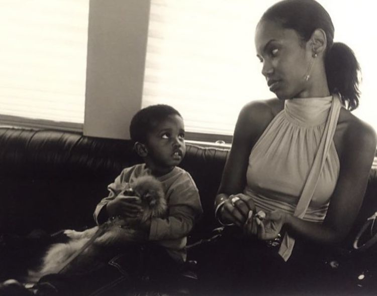 Pin By N A Y A N T A On Kim Porter Black Families Special People Black Aesthetic