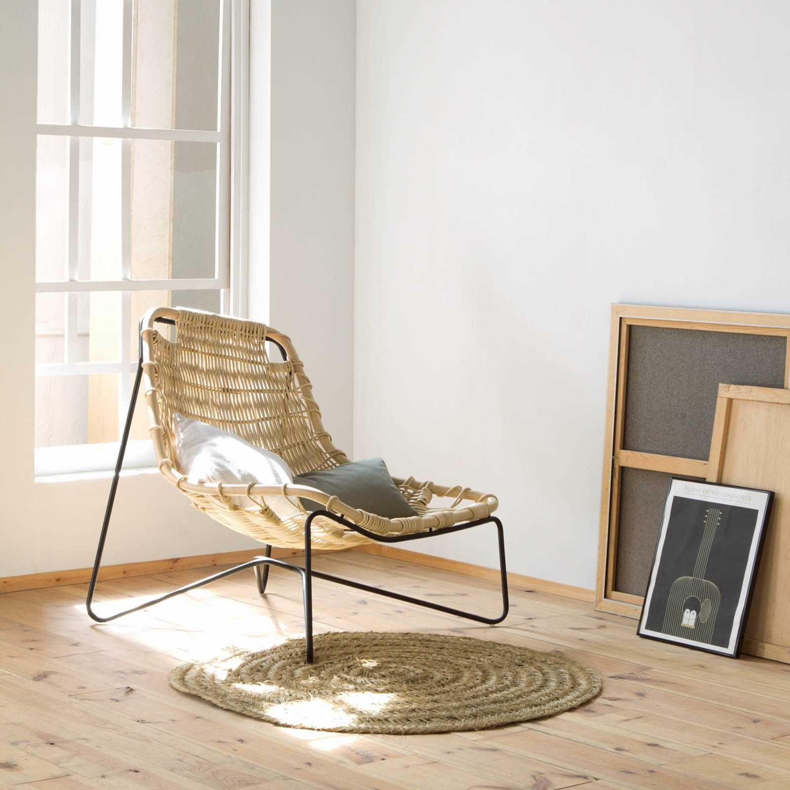 Tina lounge chair by Benedetta Tagliabue – EMBT for Expormim