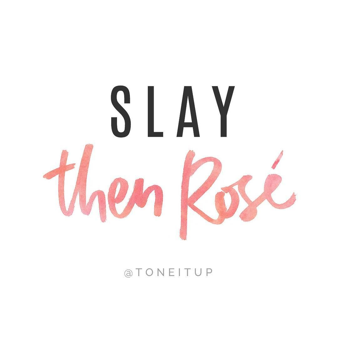Slay Then Rose Yeah Citation Et Rose