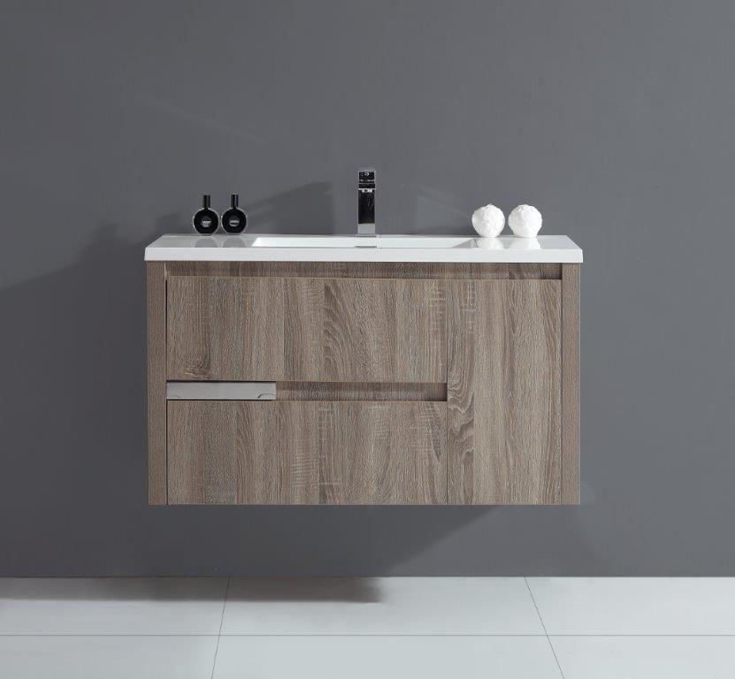 Prime Davidci 40 Inch Bathroom Vanity Products Bathroom Sink Interior Design Ideas Gentotryabchikinfo