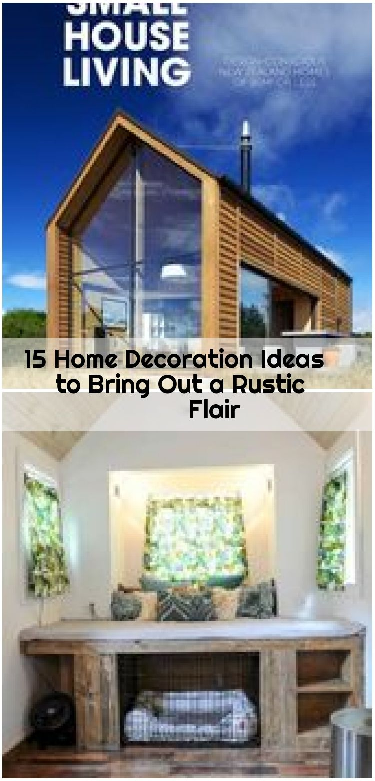 15 Home Decoration Ideas to Bring Out a Rustic Flair , 15 Home Decoration Ideas to Bring Out a Rustic Flair | Futurist Architecture... ,  #Bring #Decoration #Flair #Home #Ideas #Rustic