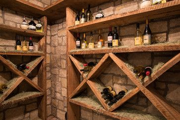 Payson Heritage Collection Rustic Wine Cellar