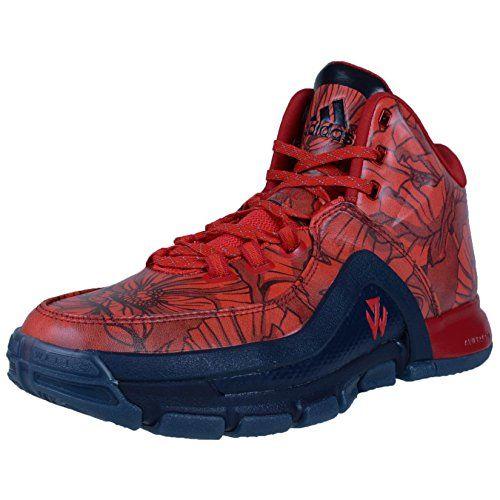 adidas j wall 2 veterani giorno fiori blu rosso vivo aq6845 mens