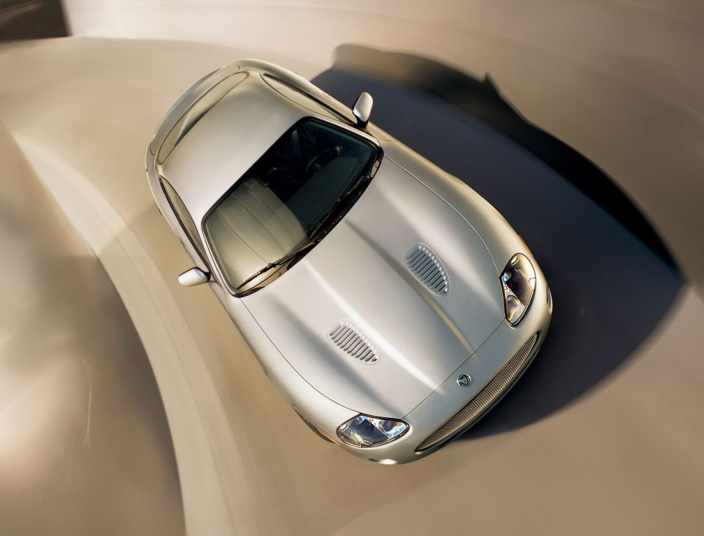 Jaguar XKR Coupe (X100) '2004-05 i 2020