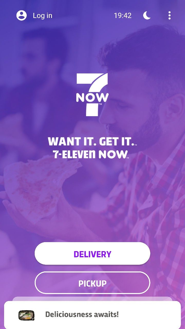 7Eleven NOW 7Eleven's new Delivery and Pick Up app