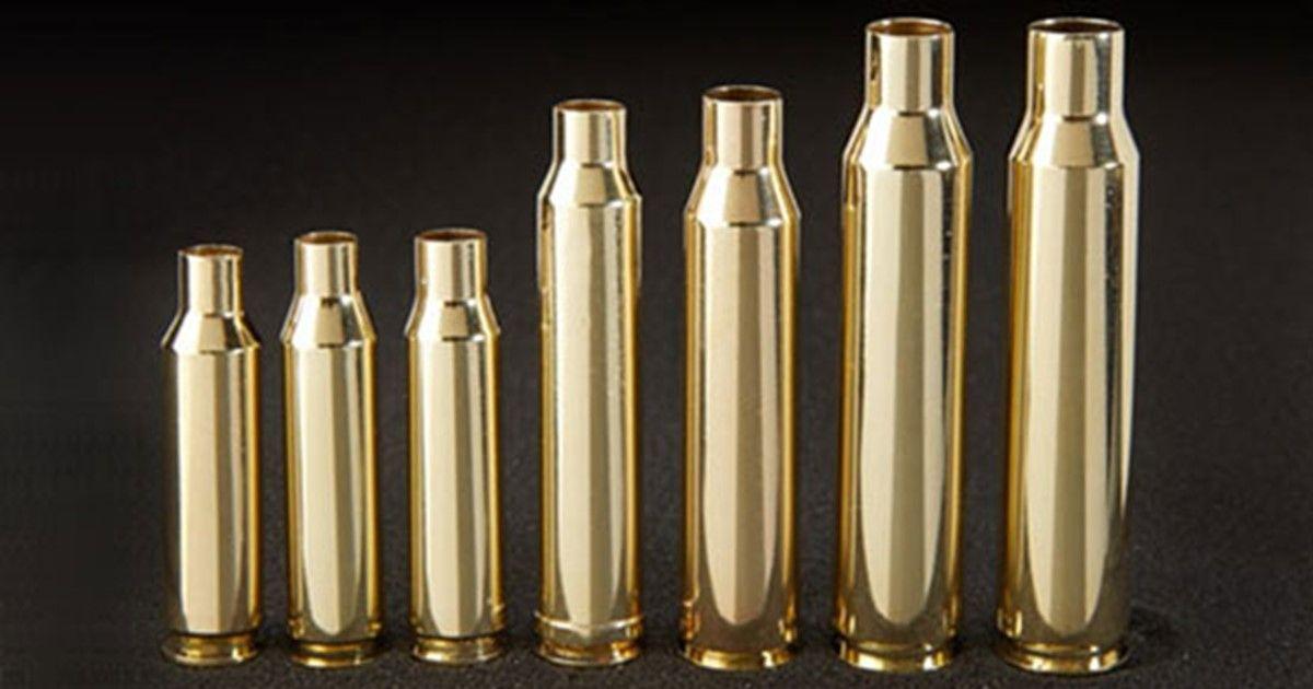 Peterson Cartridge | Match-Grade Brass Rifle Casings | Reloading | Brass