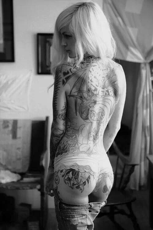 pinterest.com/fra411 #inked #girl