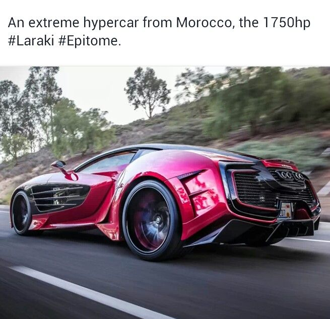LARAKI Hyper Car Cool Cars Pinterest Cars Top Car And - Hyper fast cars