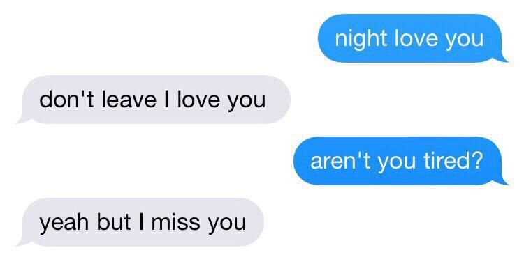 💋 sexts for him