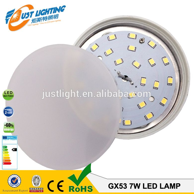 Wholesale gt;80 Bulb 8w Ra Led 220 Light Gx53 Lampe 240v Ac PZiuTOkX