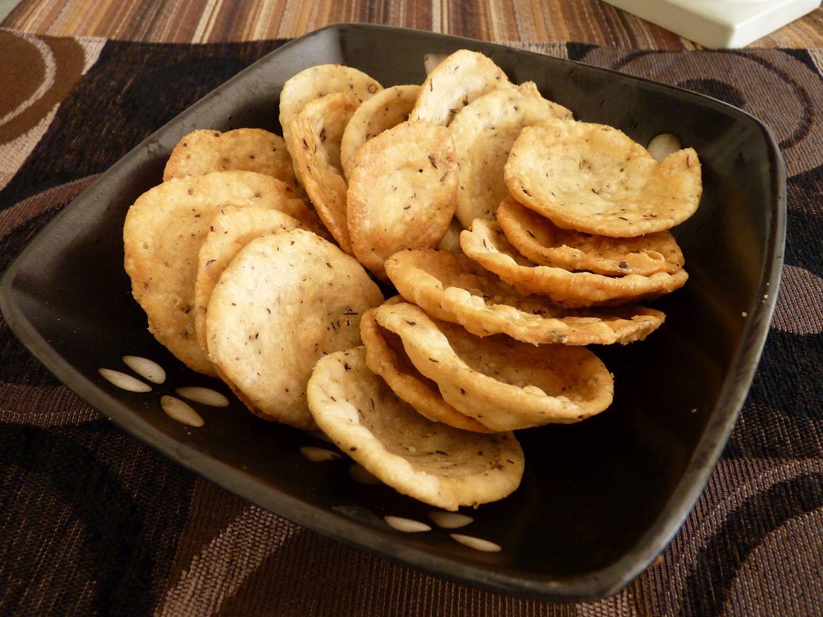Make a crispy farsipuri for tea time snackick on below food forumfinder Gallery