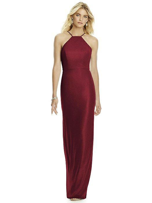 Dessy Collection Bridesmaid Dress 6762