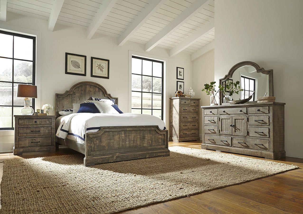 meadow king panel bed pkg master bedroom pinterest master