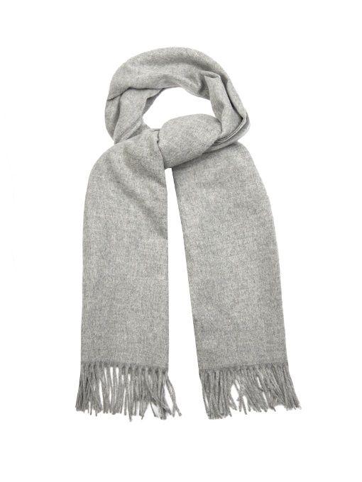 ACNE STUDIOS Canada wool scarf.  acnestudios  scarf Foulard Gris, Écharpe  En Laine 7fedd7fcac9