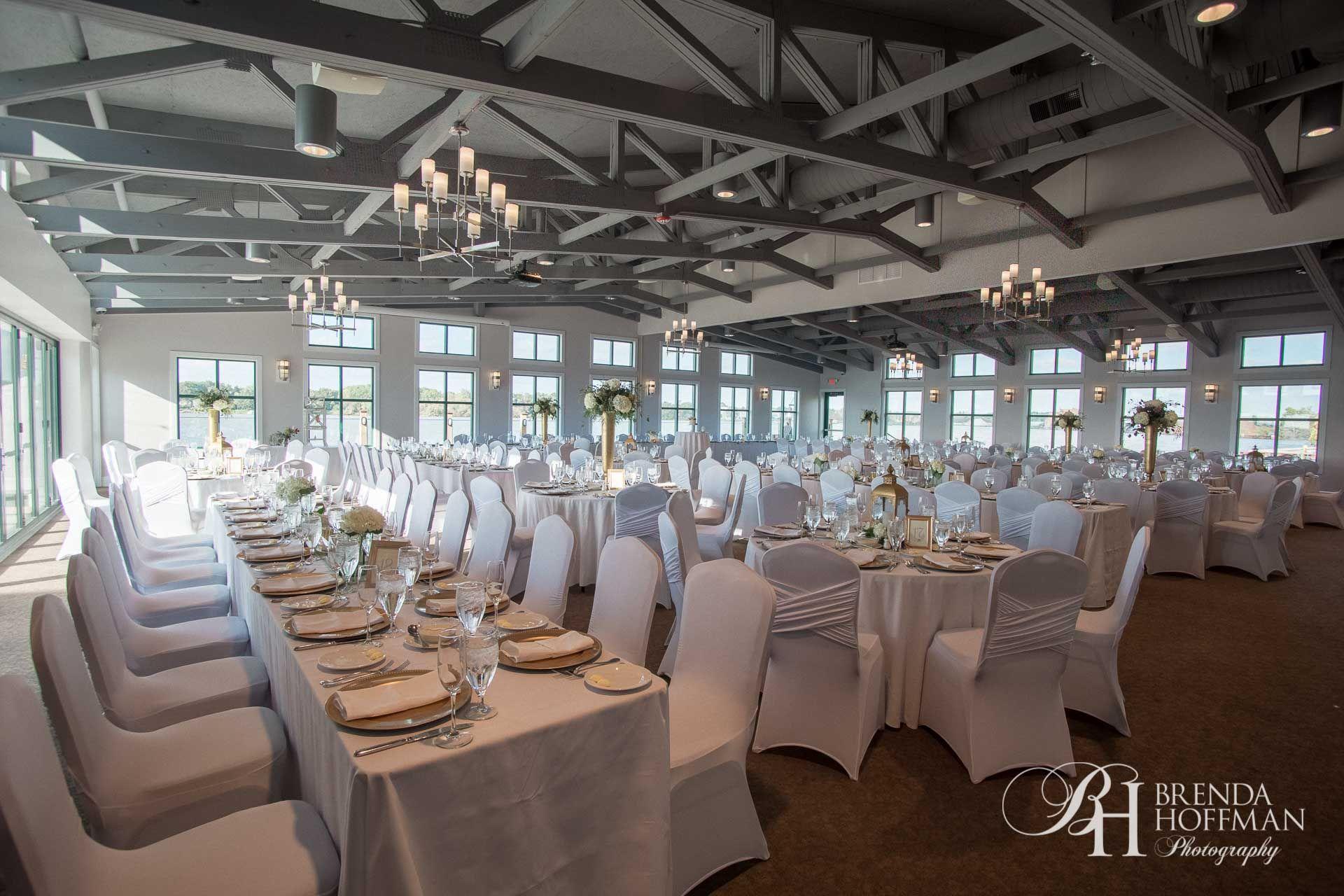 Boatwerks Wedding Wedding Photography Table Decorations