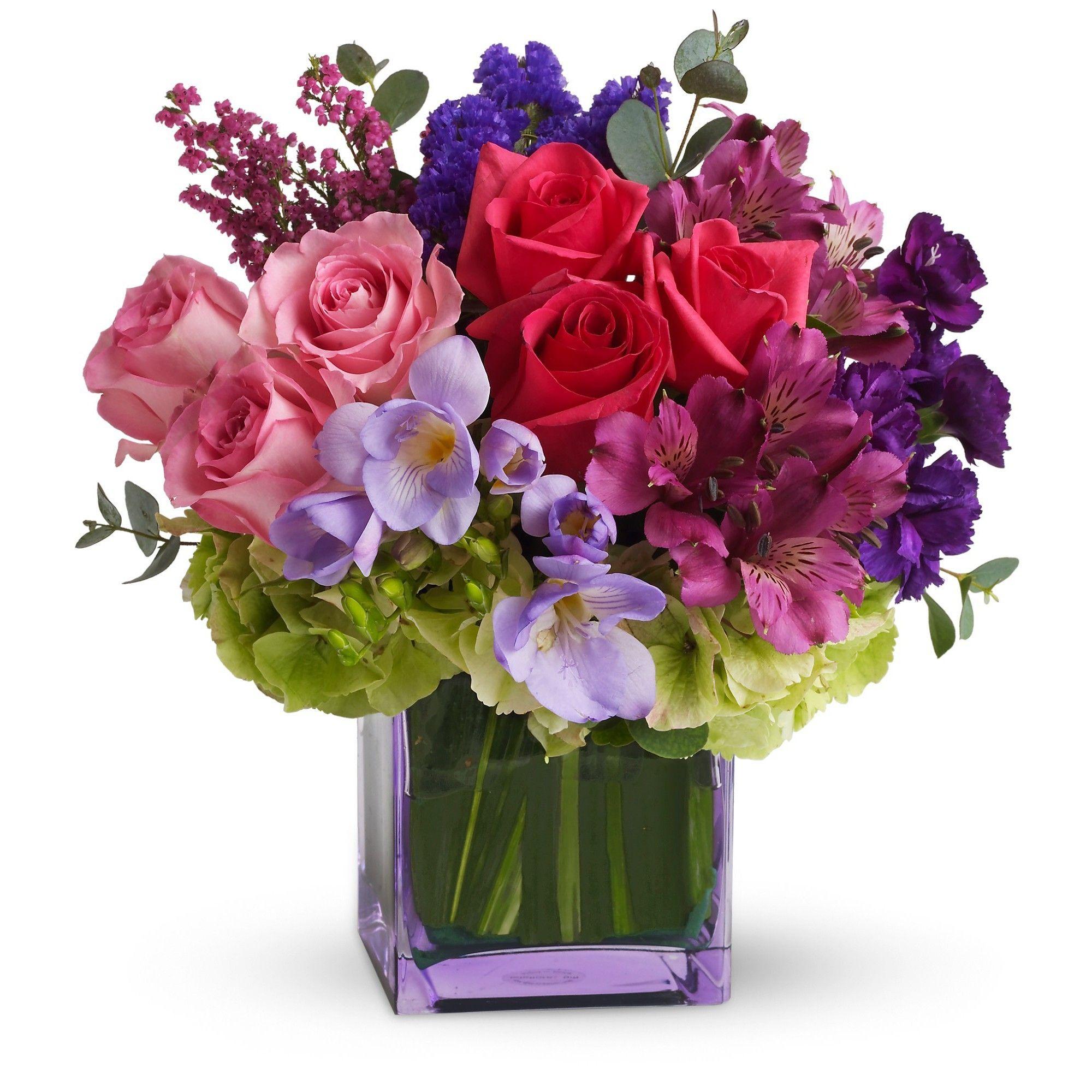 Exquisite Beauty By Teleflora Flower Arrangements Pinterest