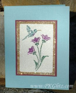 Sticky Paper and Metal Stencil Jammie Class
