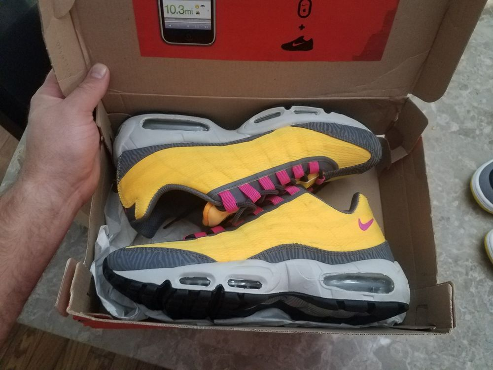 buy best best deals on preview of Men's Nike Air Max 95 Premium TAPE Athletic Fashion Sneakers ...