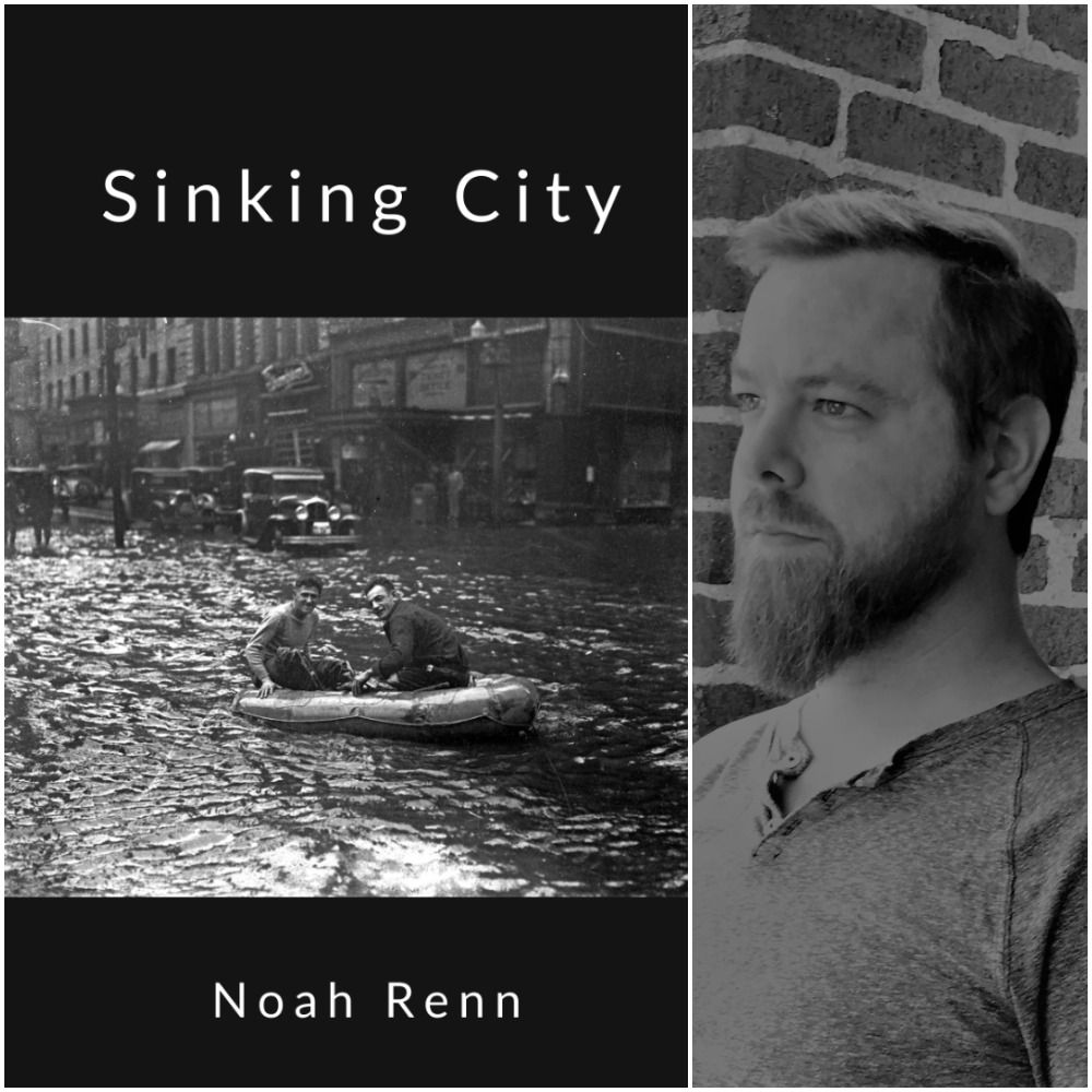 Sinking City by Noah Renn Old dominion university, City
