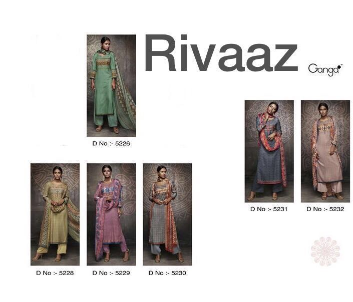 7381824ef9 GANGA RIVAAZ WINTER COLLECTION PASHMINA SUITS COLLECTION WHOLESALE CONTACT  DETAIL: For more info or order You Can #Contact Or #Whatsapp On :+91  7433008204 ...