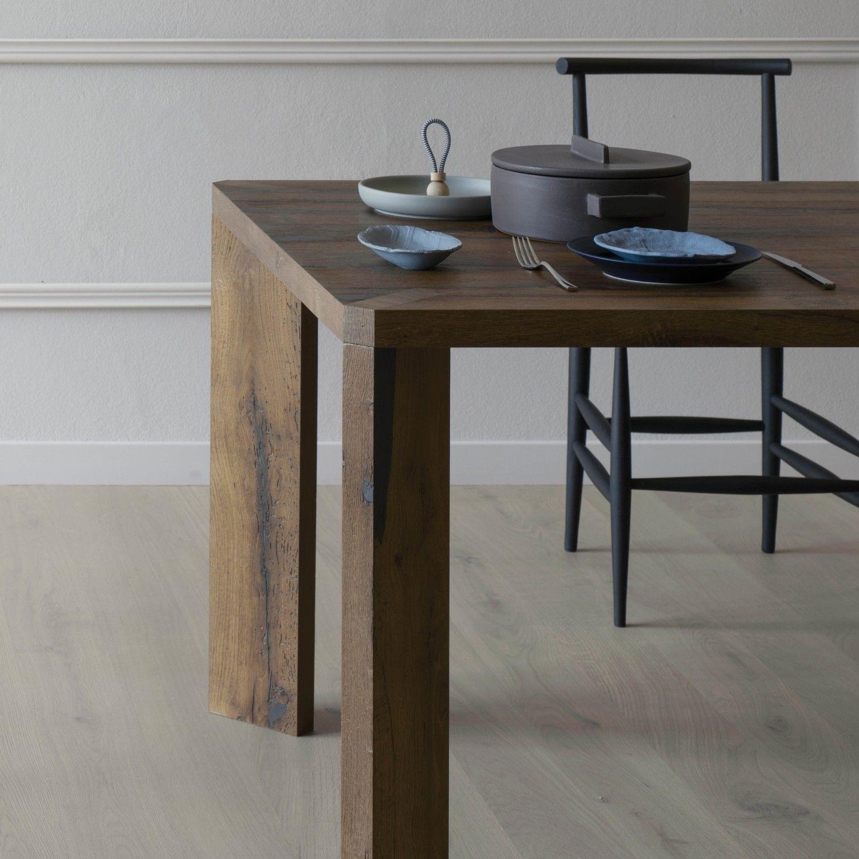 Tavolo da pranzo rustico in legno Manero di Miniforms - ARREDACLICK