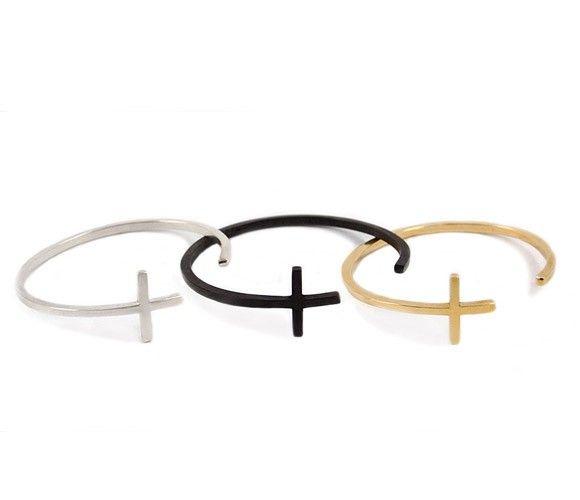 Cross Cuffs - love these