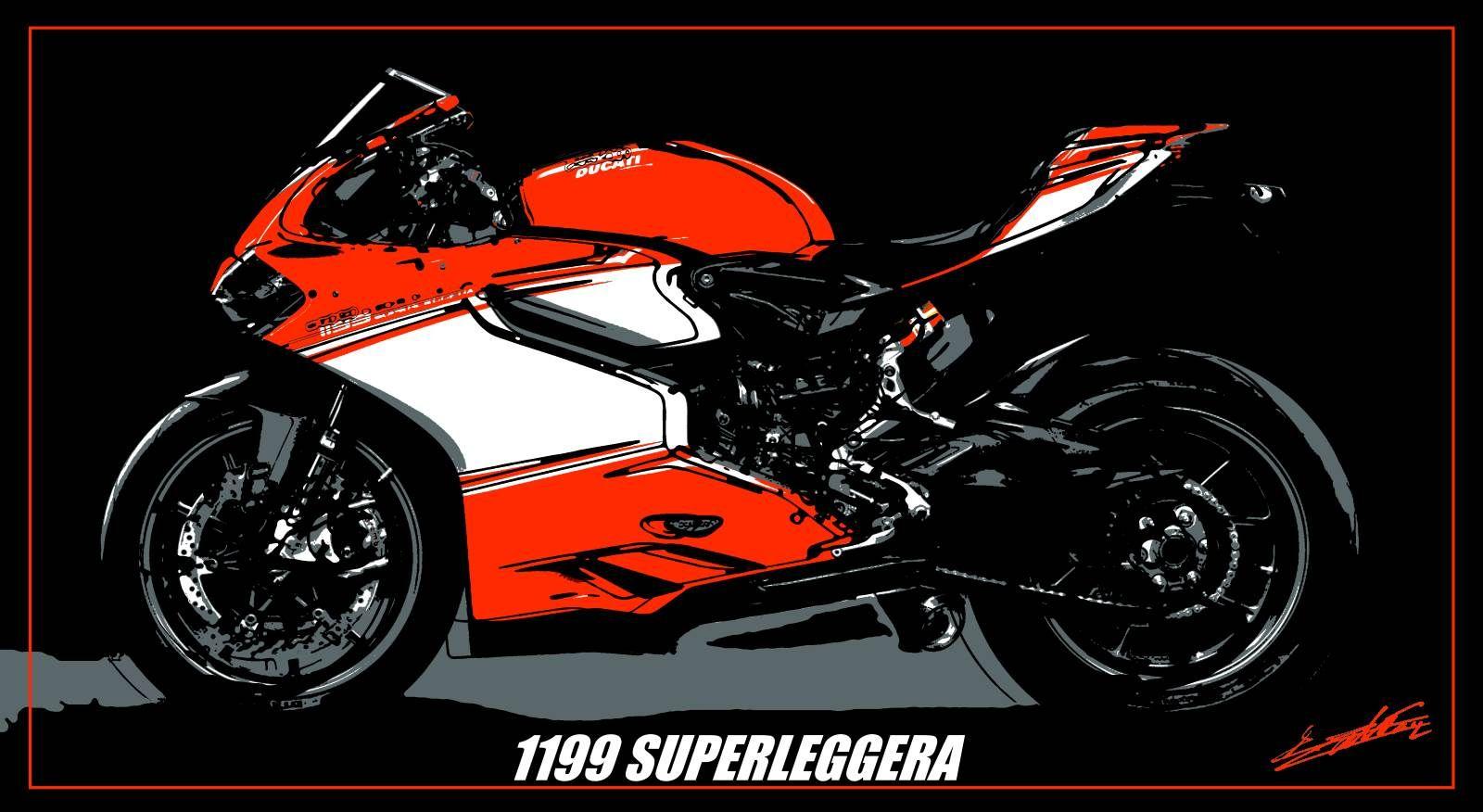 Extrêmement Tableau peinture acrylique moderne pop art coloré moto course  HT46