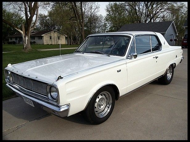 1966 Dodge Dart Gt 273 235 Hp Automatic Maintenance Restoration