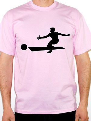 #Bowling silhouette - sports / ten pin / ball / #novelty / fun #themed mens t-shi,  View more on the LINK: 	http://www.zeppy.io/product/gb/2/121133731044/