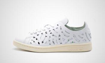 Adidas Stan Smith Cutout W Weiss Weisse Nike Schuhe Adidas Stan Smith Sneaker