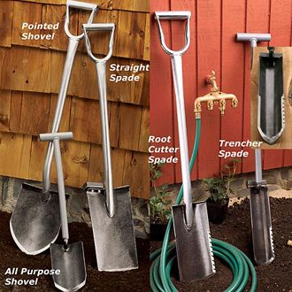 Made In The Usa Professional Gardener S Tools All Steel Gardening Implements