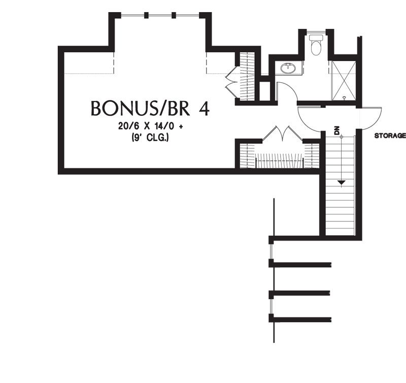 Featured House Plan BHG 5195