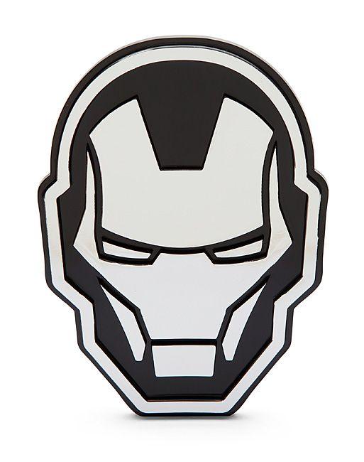 Iron Man Injection Molded Emblem   Pegatinas