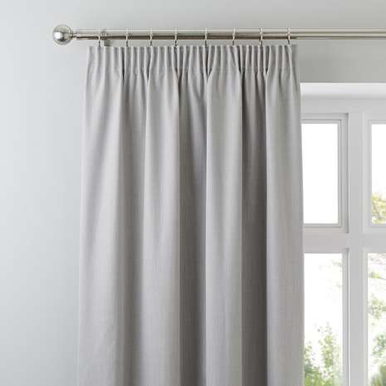 Guide To The Different Types Of Curtains Curtains Up Blog Kwik Hang In 2020 Pleated Curtains Pencil Pleat