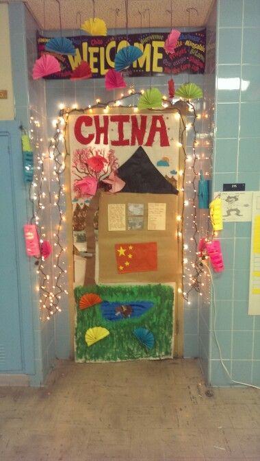 Wedgewood Park Middle School | Teacher door decorations ...
