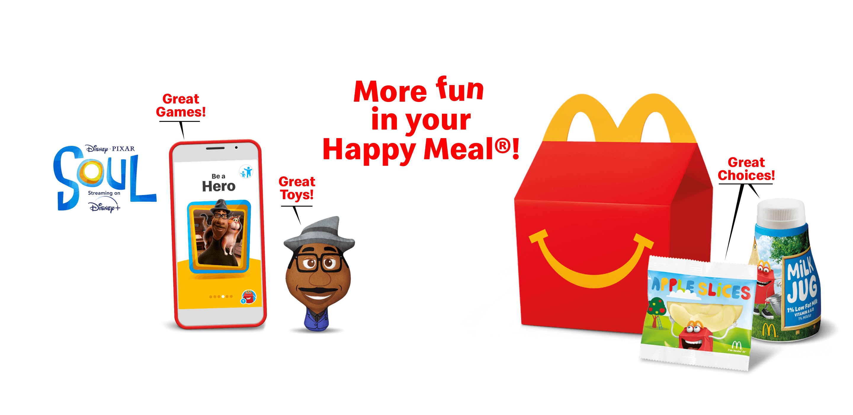Happy Meal Happy Meal Hero Games Happy Meal Toys