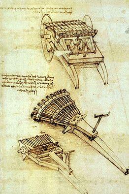 Leonardo da vinci invenzioni divulgatori di conoscenza for Invenzioni di leonardo da vinci