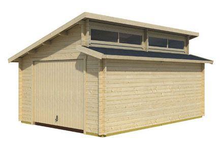 Log Garage Panama Shed Building A Shed Shed Plans