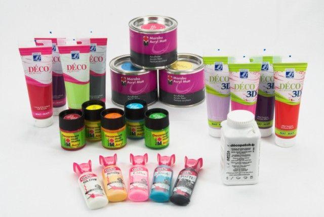Inspirations - Peinture déco tout support | Loisirs & Création